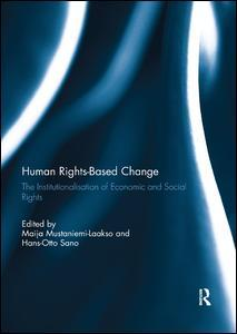 Cover of the book Human Rights-Based Change