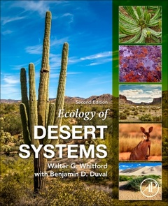 Cover of the book Ecology of Desert Systems