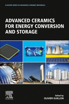 Cover of the book Advanced Ceramics for Energy Conversion and Storage