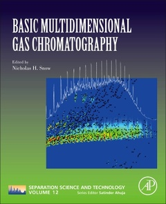Cover of the book Basic Multidimensional Gas Chromatography