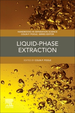 Cover of the book Liquid-Phase Extraction