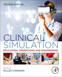 Cover of the book Clinical Simulation