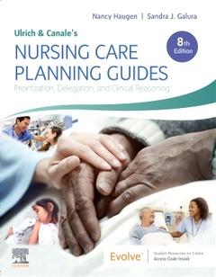Couverture de l'ouvrage Ulrich & Canale's Nursing Care Planning Guides: