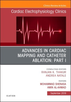 Cover of the book Advances in Cardiac Mapping and Catheter Ablation: Part I, An Issue of Cardiac Electrophysiology Clinics