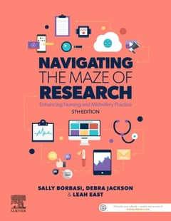 Cover of the book Navigating the Maze of Research