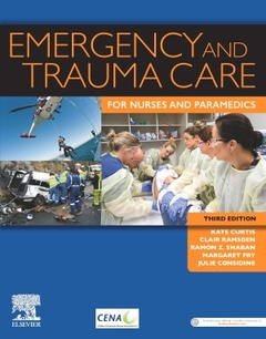 Cover of the book Emergency and Trauma Care for Nurses and Paramedics