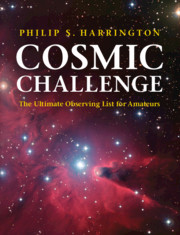 Cover of the book Cosmic Challenge