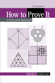 Cover of the book How to Prove It