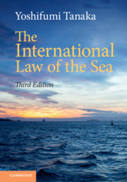Cover of the book The International Law of the Sea