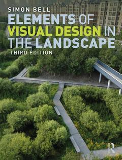 Cover of the book Elements of Visual Design in the Landscape