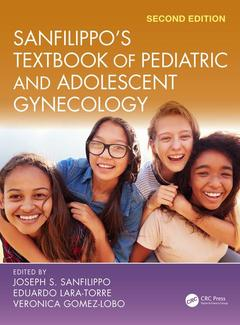 Cover of the book Sanfilippo's Textbook of Pediatric and Adolescent Gynecology