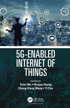 Cover of the book 5G-Enabled Internet of Things