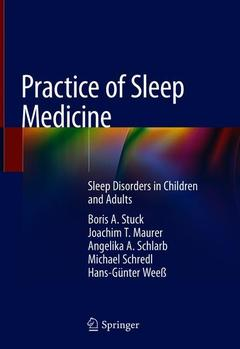 Cover of the book Practice of Sleep Medicine