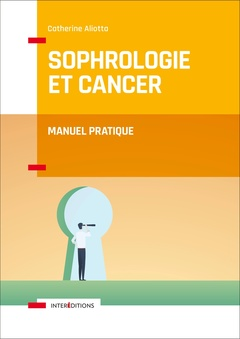 Couverture de l'ouvrage Sophrologie et Cancer