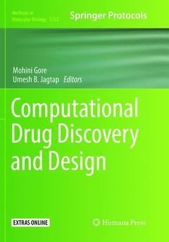 Cover of the book Computational Drug Discovery and Design