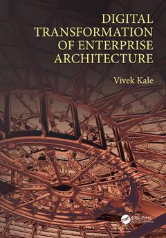 Couverture de l'ouvrage Digital Transformation of Enterprise Architecture