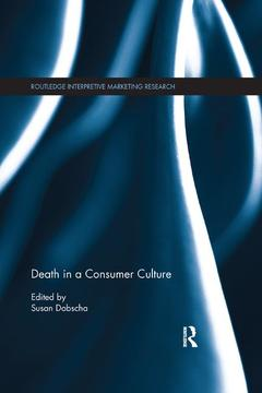 Couverture de l'ouvrage Death in a Consumer Culture
