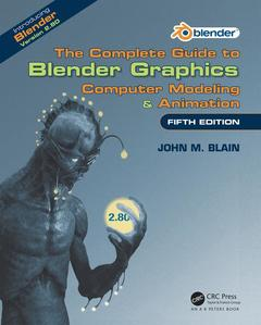 Couverture de l'ouvrage The Complete Guide to Blender Graphics