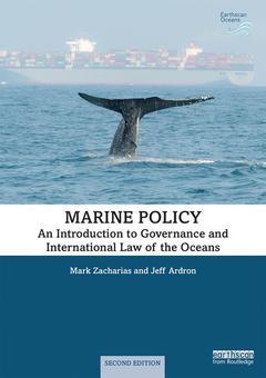 Couverture de l'ouvrage Marine Policy