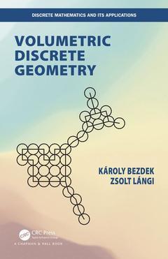 Cover of the book Volumetric Discrete Geometry