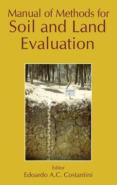 Cover of the book Manual of Methods for Soil and Land Evaluation