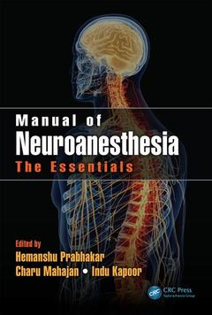 Cover of the book Manual of Neuroanesthesia