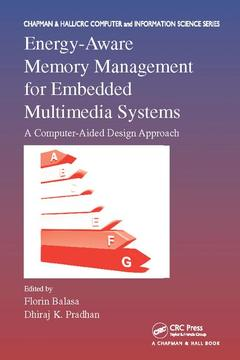 Couverture de l'ouvrage Energy-Aware Memory Management for Embedded Multimedia Systems