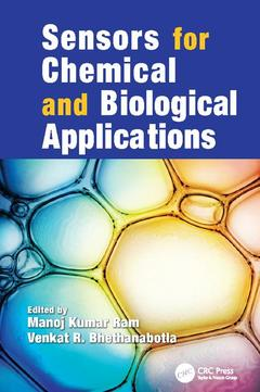 Couverture de l'ouvrage Sensors for Chemical and Biological Applications