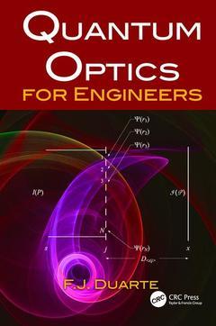 Couverture de l'ouvrage Quantum Optics for Engineers