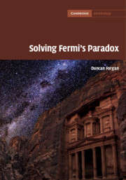 Cover of the book Solving Fermi's Paradox