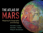 Cover of the book The Atlas of Mars