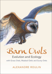 Cover of the book Barn Owls
