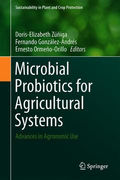 Cover of the book Microbial Probiotics for Agricultural Systems