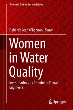 Cover of the book Women in Water Quality