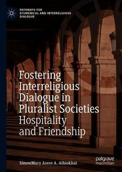 Couverture de l'ouvrage Fostering Interreligious Dialogue in Pluralist Societies