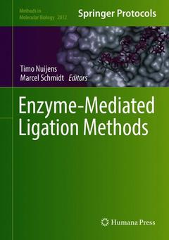 Cover of the book Enzyme-Mediated Ligation Methods