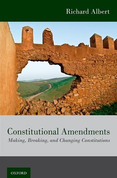 Cover of the book Constitutional Amendments