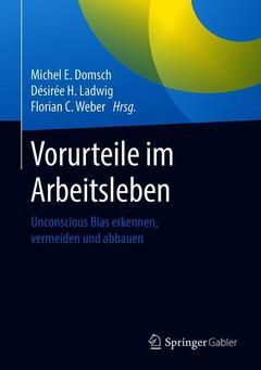Couverture de l'ouvrage Vorurteile im Arbeitsleben