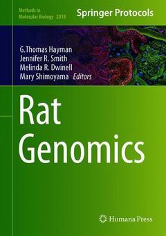 Cover of the book Rat Genomics