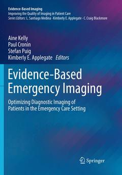 Cover of the book Evidence-Based Emergency Imaging