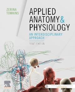 Couverture de l'ouvrage Applied Anatomy & Physiology