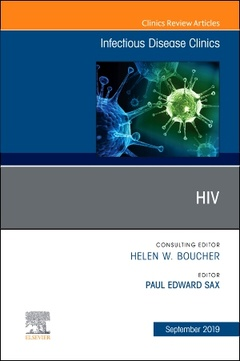 Cover of the book HIV, An Issue of Infectious Disease Clinics of North America