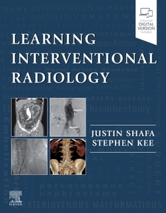 Cover of the book Learning Interventional Radiology