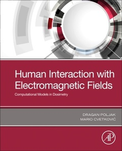 Cover of the book Human Interaction with Electromagnetic Fields