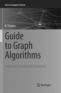 Cover of the book Guide to Graph Algorithms