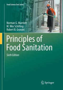 Cover of the book Principles of Food Sanitation (6th Ed.)