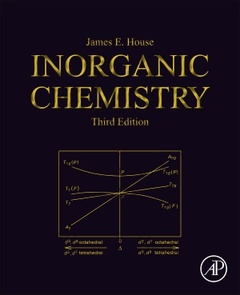 Couverture de l'ouvrage Inorganic Chemistry
