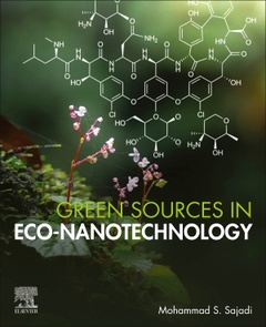 Couverture de l'ouvrage Green Sources in Eco-Nanotechnology