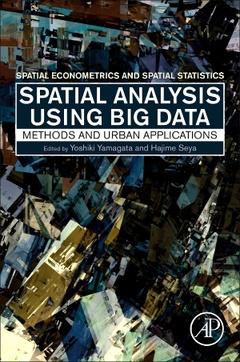 Couverture de l'ouvrage Spatial Analysis using Big Data