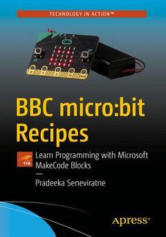 Cover of the book BBC micro:bit Recipes